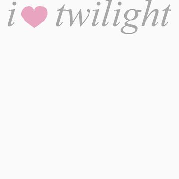 I Heart Twilight by alwaysdazzle