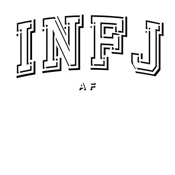 INFP Introvert pride: The Advocate by universaldec
