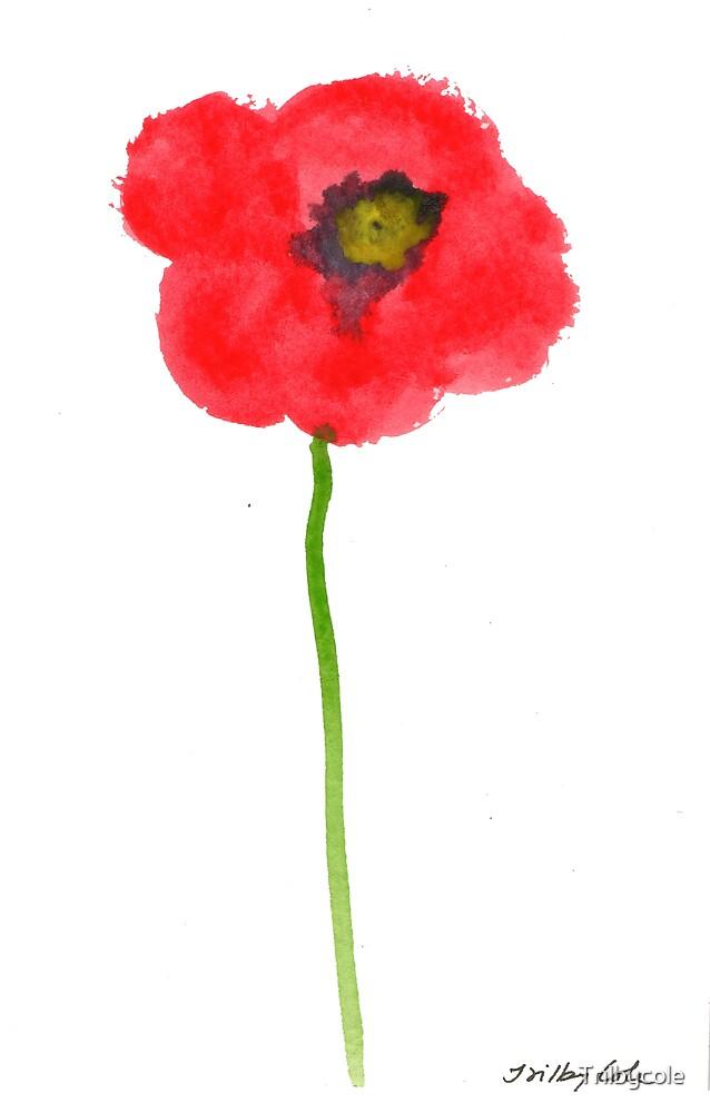 Poppy by Trilbycole