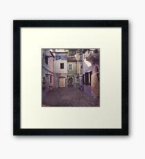 Burano, Venedig Gerahmtes Wandbild