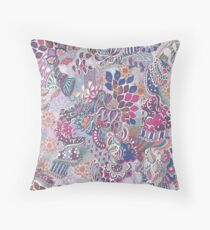 Everywhere and Anywhere Throw Pillow