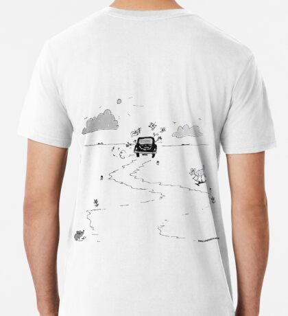 Going on vacation Premium T-Shirt