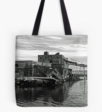 RUNNING OUT OF OPTIONS Tote Bag