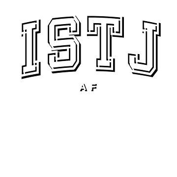 ISTJ Introvert pride: The Logistician by universaldec
