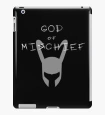 Mischief  iPad Case/Skin