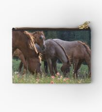 Red Horses Studio Pouch
