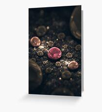 Smaug´s Treasure Greeting Card
