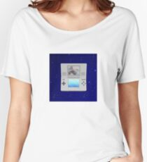 MARIO CART NINTENDO Women's Relaxed Fit T-Shirt
