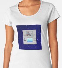 MARIO CART NINTENDO Women's Premium T-Shirt
