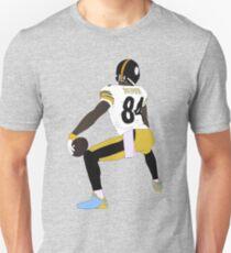 Antonio Brown Touchdown Celebration Unisex T-Shirt