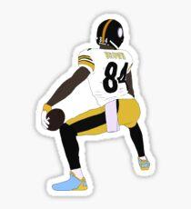 Antonio Brown Touchdown Celebration Sticker
