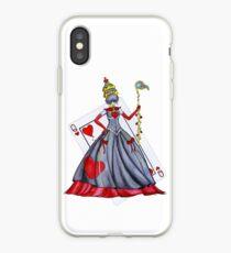 Queen of Heart iPhone Case