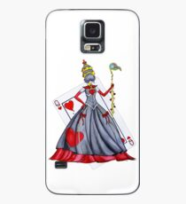 Queen of Heart Case/Skin for Samsung Galaxy