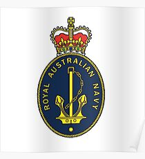 Royal Australian Navy Poster