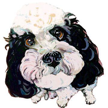 Little Boss Dog ~ Graphic by Janeoooo