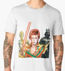 David Bowie Ziggy Stardust Men's Premium T-Shirt