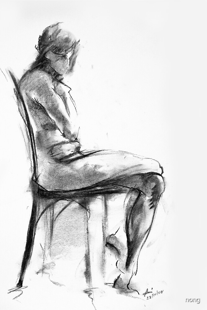 Nude No.1 by nong