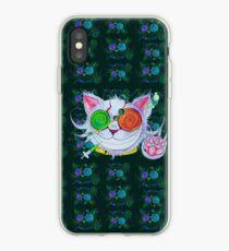 Psychocat iPhone Case