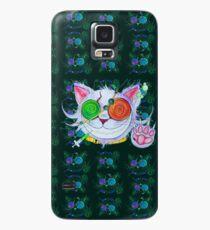 Psychocat Case/Skin for Samsung Galaxy
