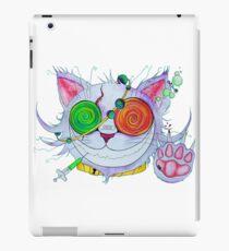 Psychocat iPad Case/Skin