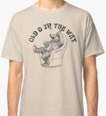 Old & In The Way - Vintage Bear and Banjo Classic T-Shirt