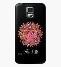 The Sun Tarot Card Case/Skin for Samsung Galaxy
