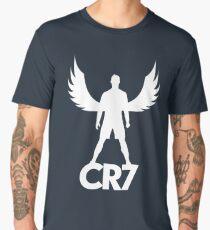 CR7 angel white Men's Premium T-Shirt
