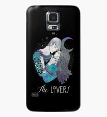 The Lovers Tarot Card Case/Skin for Samsung Galaxy