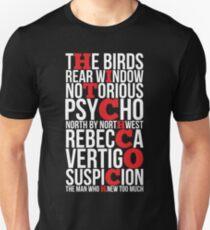 Bates Motel Inspired Psycho Norman The Birds Hitchcock Tumblr Dad T Shirt