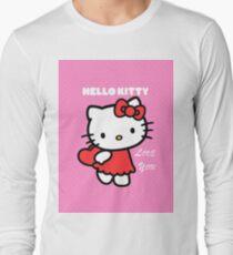 Hello Kitty love you T-Shirt