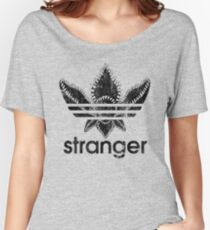 Stranger Things - adidas Women's Relaxed Fit T-Shirt