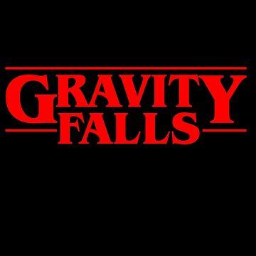 Stranger Falls by gusdynamite
