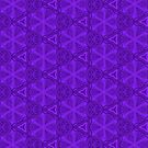 Purple Repeating Pattern by tom-ellsworth