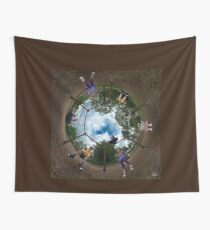 6 Seater Swing - Sky In Wall Tapestry