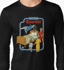 Let's Call the Exorcist Long Sleeve T-Shirt