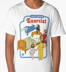 Let's Call the Exorcist Long T-Shirt