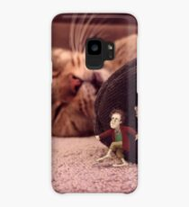 bilbo & smaug - hell's kitchen Case/Skin for Samsung Galaxy