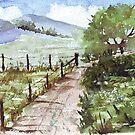 The corner plot by Maree Clarkson