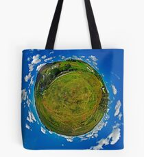 SlieveLeague from the Banks of the Glen River, near Carrick Tote Bag