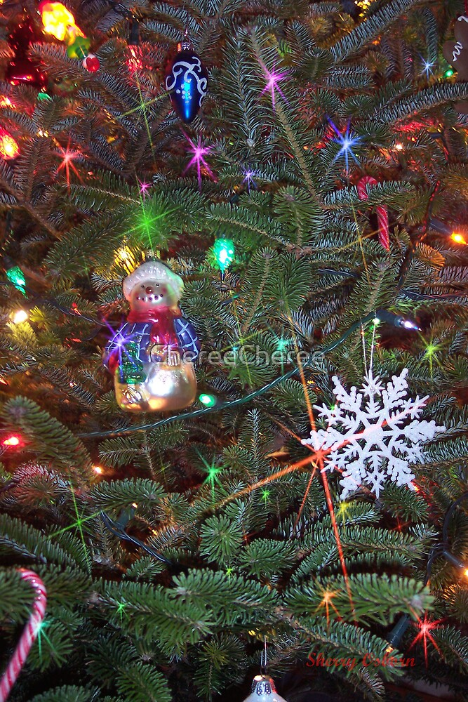 Christmas Tree by ChereeCheree