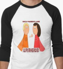NICU Parents Are Superheroes! T-Shirt