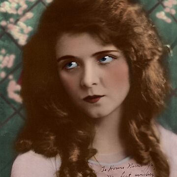 Olive Thomas - Colorized by Laurynsworld