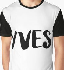 YVES Graphic T-Shirt