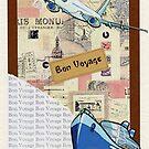 Bon Voyage by evapod