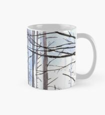 The colour of Winter is in the imagination Mug