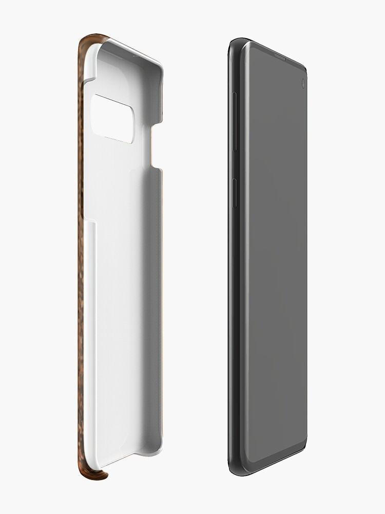 Vista alternativa de Funda y vinilo para Samsung Galaxy Hacia el este y hacia abajo