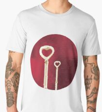 Stupid enough to love you after you broke my heart - Happy Valentine's Day Men's Premium T-Shirt