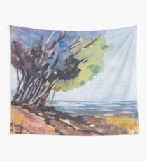 For the Tree-lovers Wall Tapestry