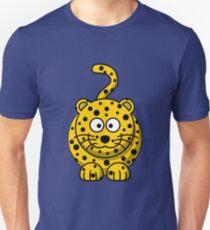 Cartoon Leopard T-Shirt