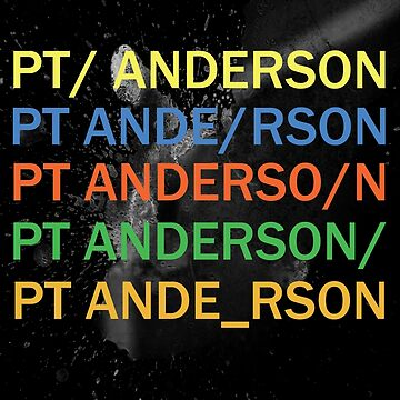 Paul Thomas Anderson by gentlemensclub